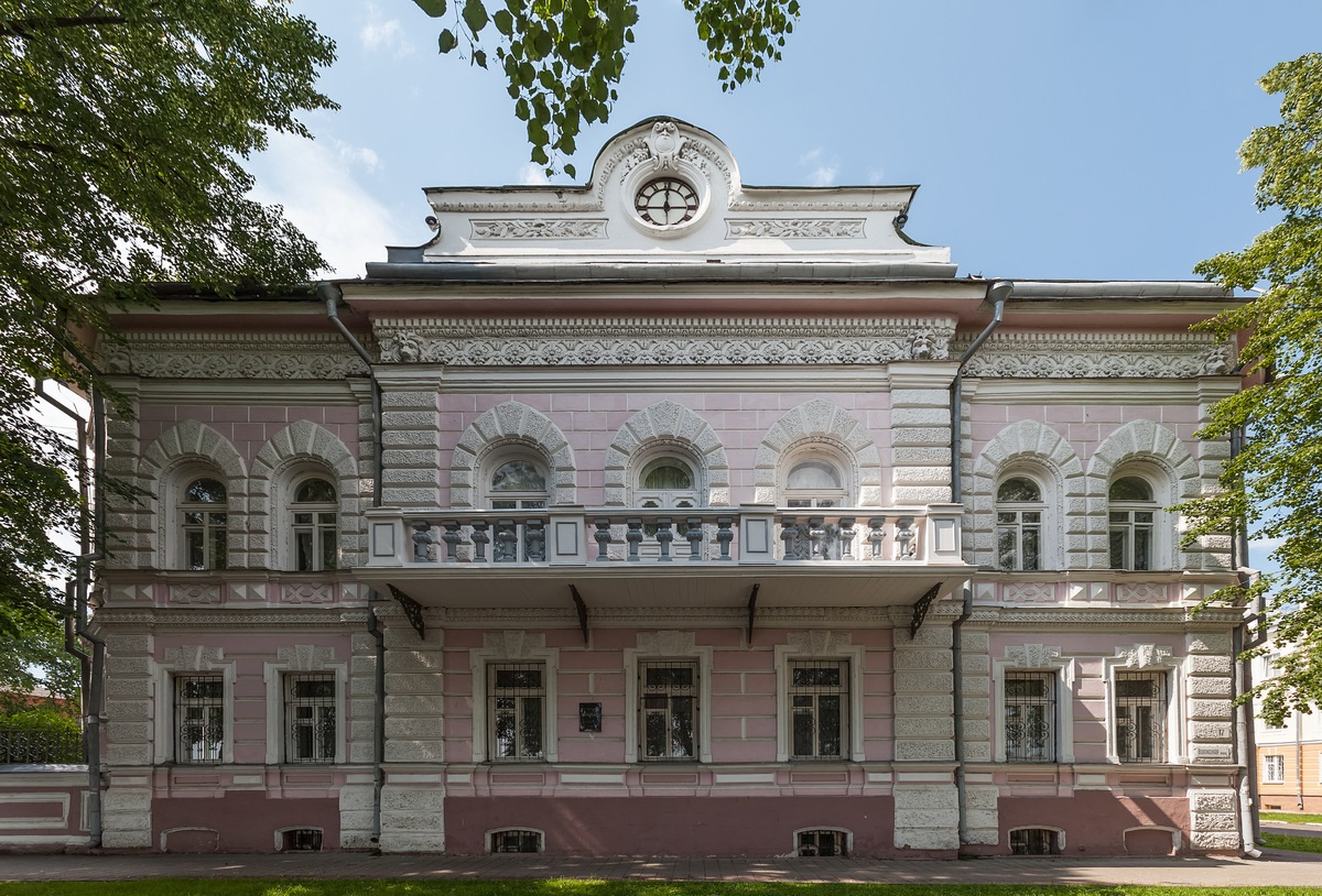 City History Museum in Yaroslavl