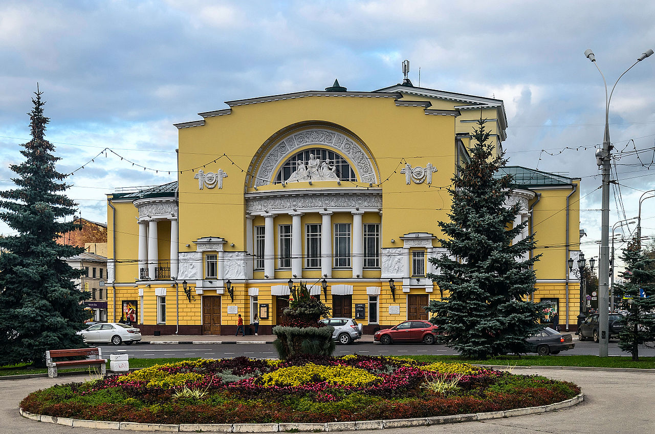 Fyodor Volkov Theater in Yaroslavl